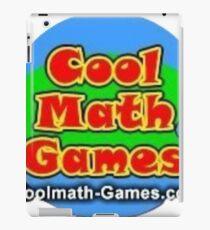 Cool Math Games iPad Case/Skin