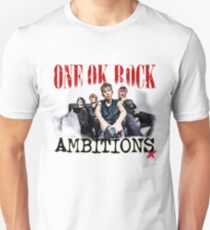 One Ok Rock Ambitions Album!!! Unisex T-Shirt