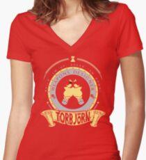Torbjörn - Weapons Designer Women's Fitted V-Neck T-Shirt
