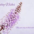 Hebe - Birthday Card by Ellesscee