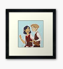 Padfoot n Moony Framed Print