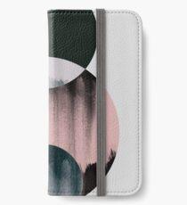 Minimalism 14 iPhone Flip-Case/Hülle/Skin