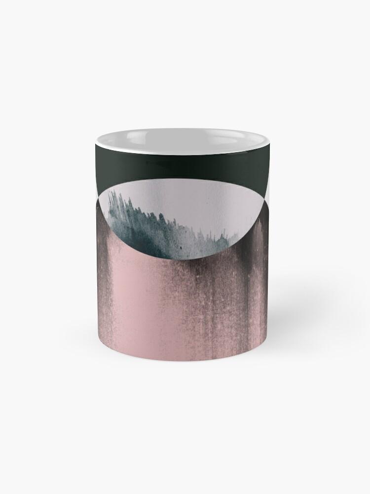Alternative Ansicht von Minimalism 14 Tasse (Standard)