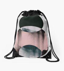 Minimalism 14 Drawstring Bag