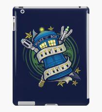 Timey Wimey (iPad case) iPad Case/Skin