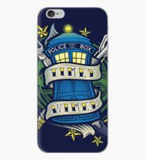 Timey Wimey (iphone case1) iPhone Case