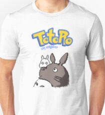 Totoro My Neighbor 8 bit T-Shirt