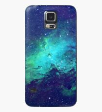 Blue Nebula Case/Skin for Samsung Galaxy