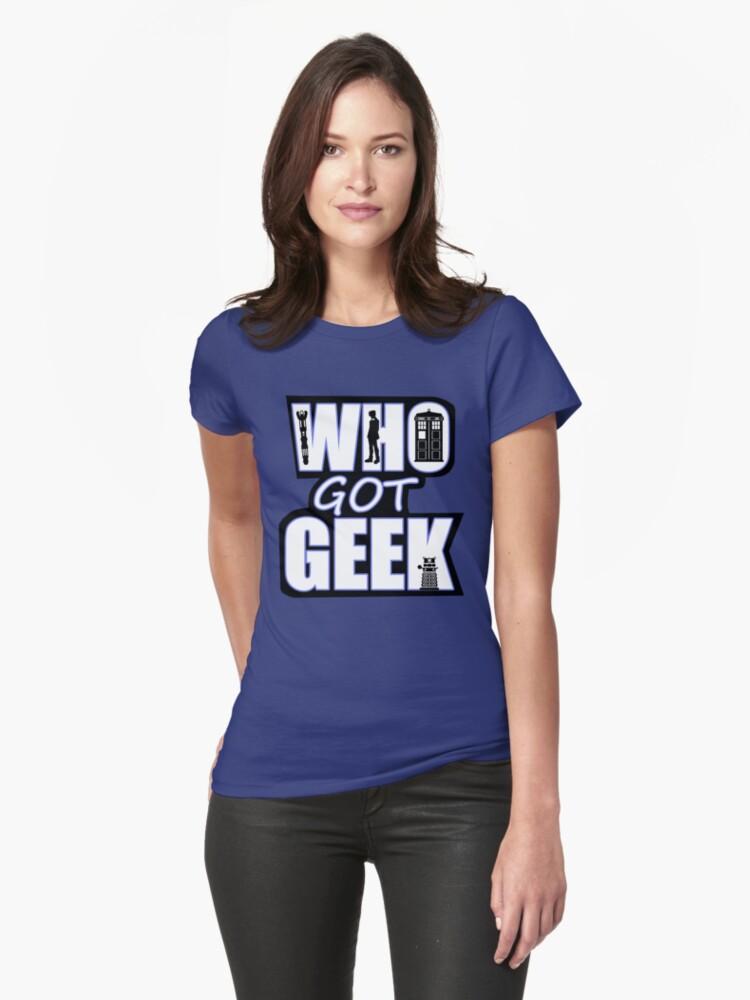 Who Got Geek by Ameda Nowlin