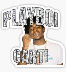 CASHCARTI  Sticker