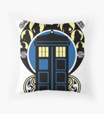 TheCompanions Club Throw Pillow