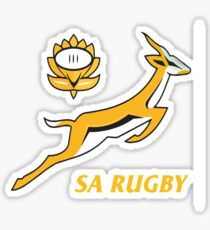 SPRINGBOK RUGBY SOUTH AFRICA Sticker