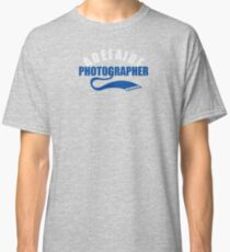 Adelaide Photographer On The Job Classic T-Shirt