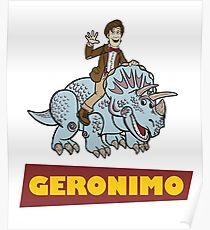 """""""Geronimo"""" Poster"""