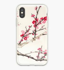 Plum Blossom iPhone-Hülle & Cover