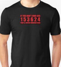 Toyota Supra firing order T-Shirt