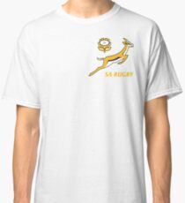 SPRINGBOK RUGBY SOUTH AFRICA Classic T-Shirt