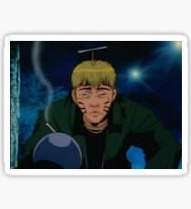 """GTO - GREAT TEACHER ONIZUKA"" ONI-DORAEMON Sticker"