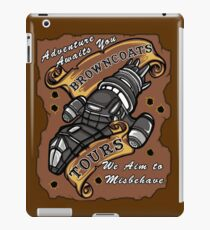 Browncoat Tours  iPad Case/Skin