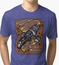 Browncoat Tours  Tri-blend T-Shirt