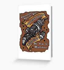 Browncoat Tours  Greeting Card