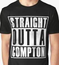 Straight Outta Compton Graphic T-Shirt