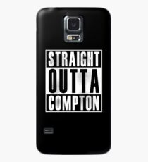 Straight Outta Compton Case/Skin for Samsung Galaxy