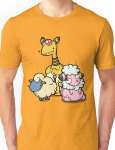 Electric sheep Unisex T-Shirt