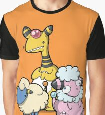 Electric sheep Graphic T-Shirt