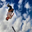 Skateboarding II by Lea Valley Photographic