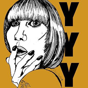 YYY'S by niamhkerins