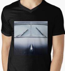 Morris Minor Split Screen Men's V-Neck T-Shirt