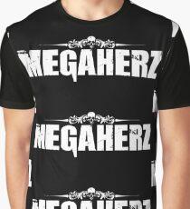 Megaherz - Neue Deutsche Harte Graphic T-Shirt