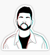 The Weeknd Starboy Sticker
