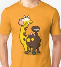 Giraffe Butt T-Shirt