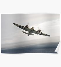 Bristol Beaufighter TFX Poster