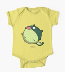 Pufferfish Thing One Piece - Short Sleeve