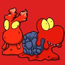 Lava Snails by Aniforce
