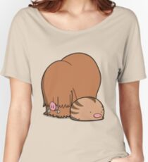 Chubby Pigs Women's Relaxed Fit T-Shirt