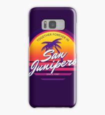 San Junipero Black Mirror Together Forever Samsung Galaxy Case/Skin