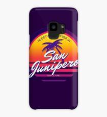 San Junipero Black Mirror Together Forever Case/Skin for Samsung Galaxy