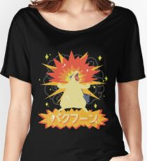 Typhlosion Pokémon Women's Relaxed Fit T-Shirt