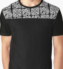 Bandanna Strip Graphic T-Shirt