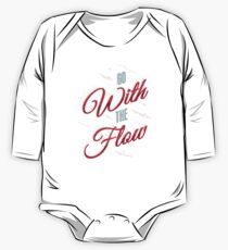 GO WITH THE FLOW Kids Clothes