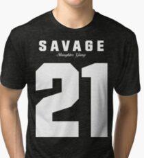 21 Savage Jersey Tri-blend T-Shirt