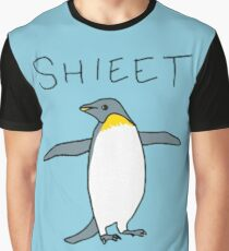 shieet a penguin Graphic T-Shirt