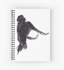 Baba Negotiate Spiral Notebook