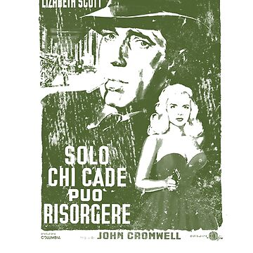 Bogart - Solo Chi Cade by bareknucklepoet