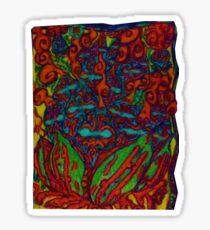 Ganja Guardians #11: Alien {Real} Sticker