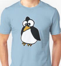 pingouin Penguin linux cartoon T-Shirt